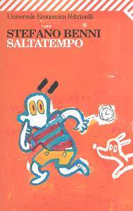 Saltatempo Book Cover