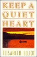 Image result for keep a quiet heart
