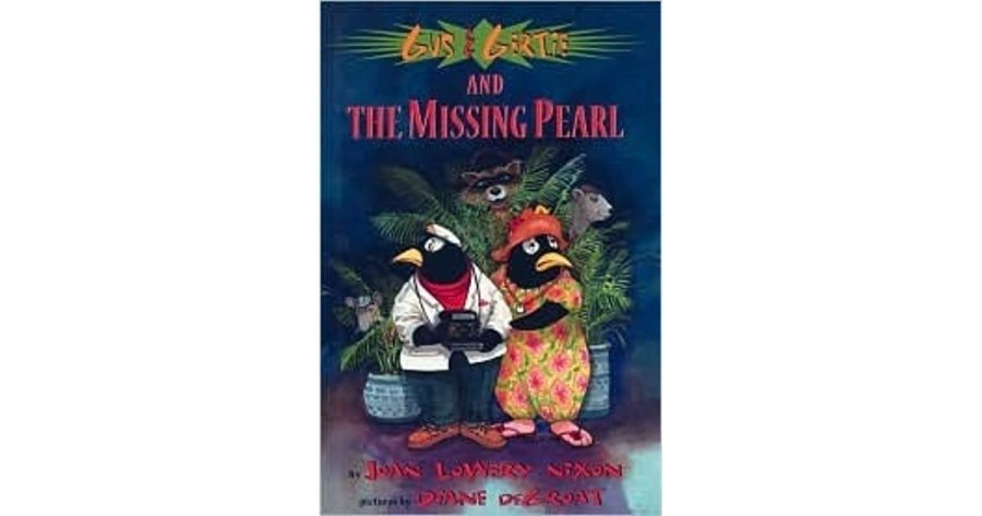 Gus   Gertie and The Missing Pearl by Joan Lowery Nixon