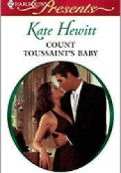 Count Toussaint's Baby Book by Kate Hewitt