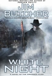 White Night (The Dresden Files, #9) Pdf Book