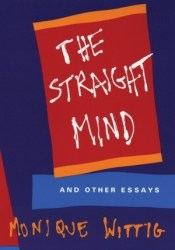 The Straight Mind: And Other Essays Pdf Book