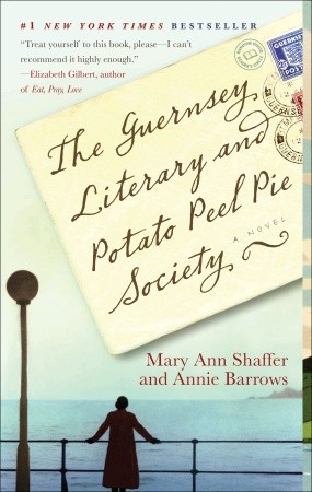 The Guernsey Literary and Potato Peel Pie Society Book Cover