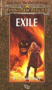 Exile Book Cover