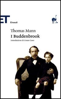 I Buddenbrook: decadenza di una famiglia Book Cover