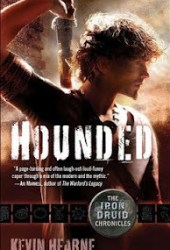 Hounded (The Iron Druid Chronicles, #1) Pdf Book