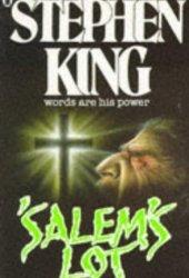 'Salem's Lot Pdf Book