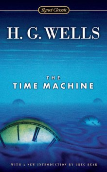 Image result for H. G. Wells the time machine