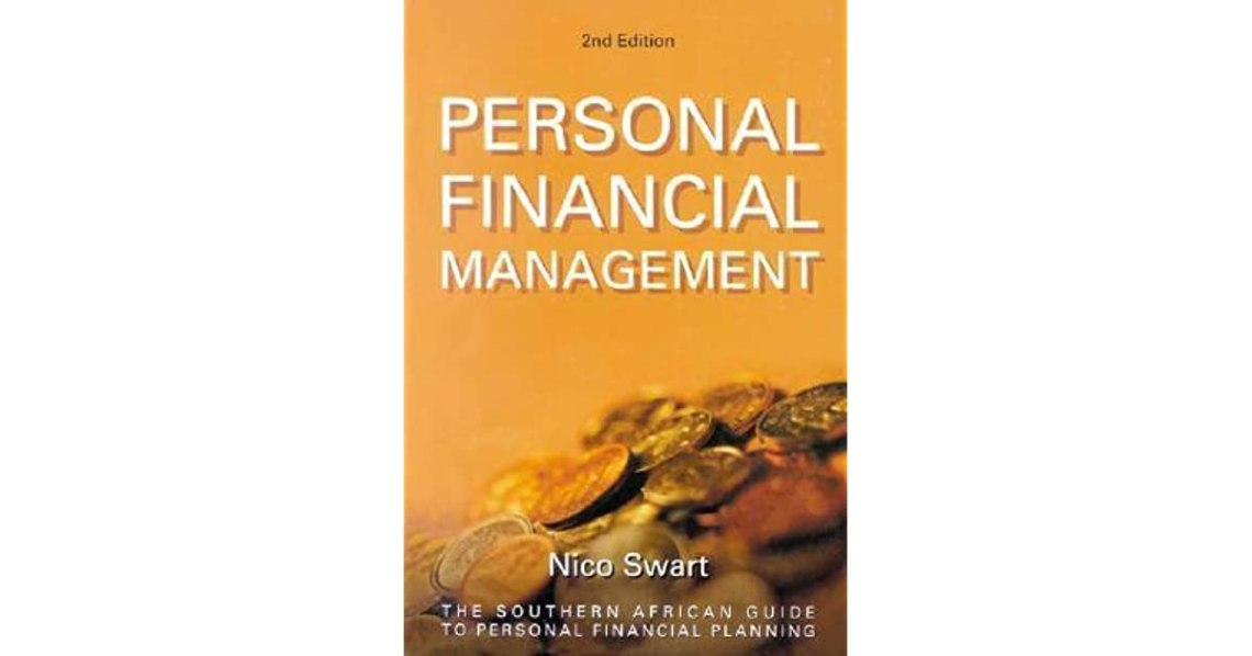 Personal Financial Management By Nico Swart Reviews