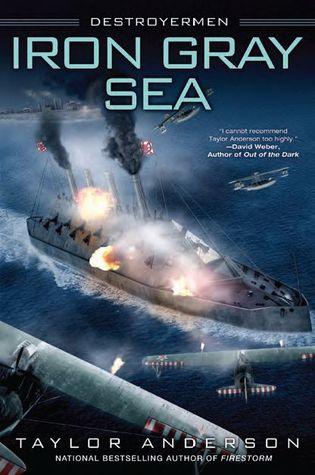 Iron Gray Sea Book Cover