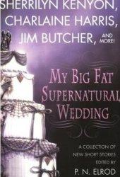 My Big Fat Supernatural Wedding Pdf Book