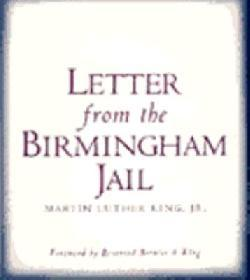 Letter From The Birmingham Jail By