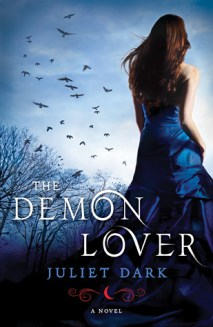 "Cover of ""The Demon Lover"" by Juliet Dark."