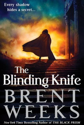 The Blinding Knife Book Cover