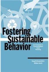 Fostering Sustainable Behaviour
