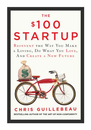 Livro 100$ Startup é um guia que ensina a criar negócio com muito pouco dinheiro que podem-se tornar em rendimento passivo