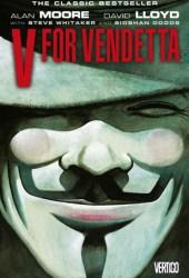 V for Vendetta Pdf Book