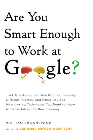 Download Are You Smart Enough to Work at Google?