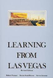 Learning from Las Vegas: The Forgotten Symbolism of Architectural Form Pdf Book