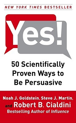 Download Yes!: 50 Scientifically Proven Ways to Be Persuasive Audiobook