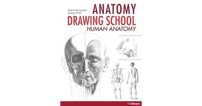 Anatomy Drawing School: Human Anatomy by András Szunyoghy ...