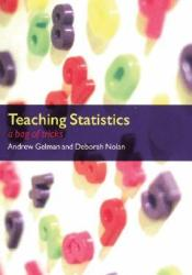 Teaching Statistics: A Bag of Tricks Book by Andrew Gelman