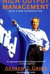 High Output Management Pdf Book