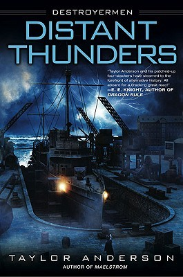 Distant Thunders Book Cover