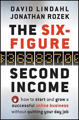 Livro The Six-Figure Second Income trás coluções eficientes para se gerar rendimentos passivos