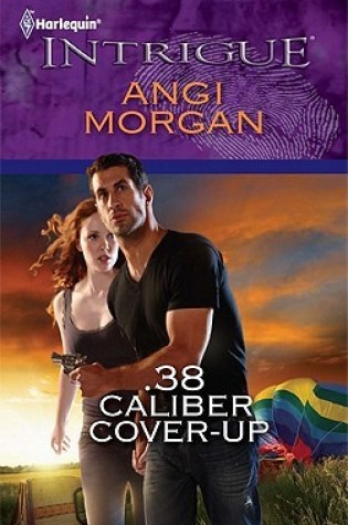 Review: .38 Caliber Cover-Up by Angi Morgan