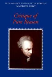 Critique of Pure Reason Pdf Book