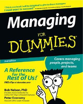 Download Managing for Dummies
