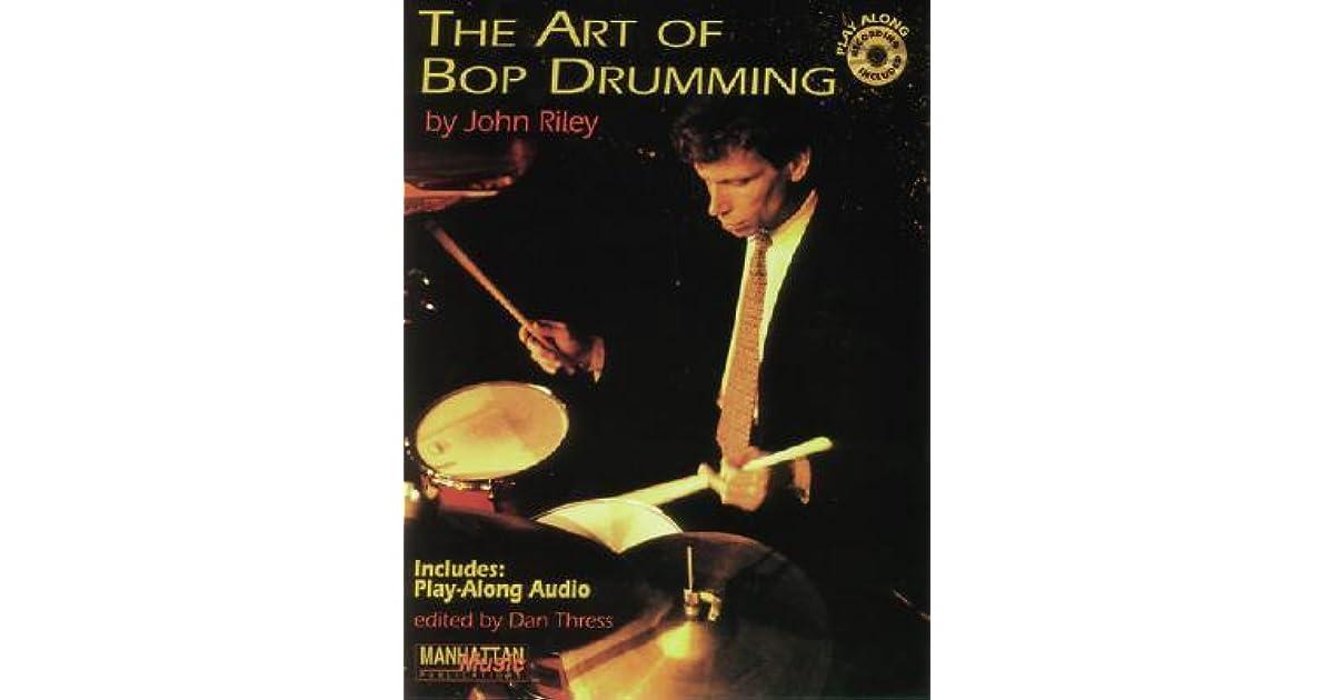 the art of bop drumming book online