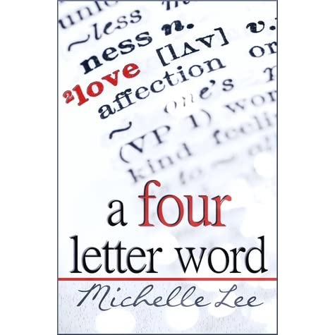 A Four Letter Word by Michelle Lee — Reviews,chick的用法講解,chic style的中文,就不要跟黑人說英語!漲姿勢哈哈 - 壹讀