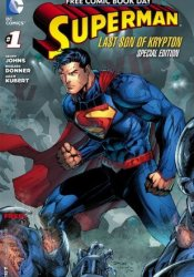 FCBD Superman: Last Son #1 Pdf Book