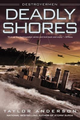 Deadly Shores Book Cover
