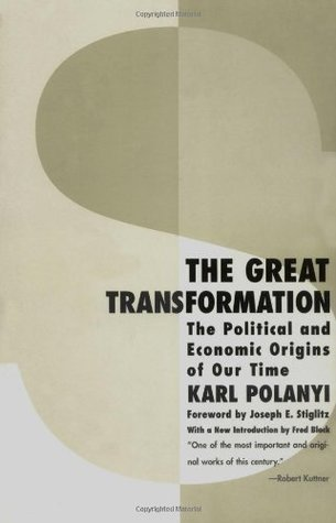 Rekmendasi buku antropologi - The Great Transformation