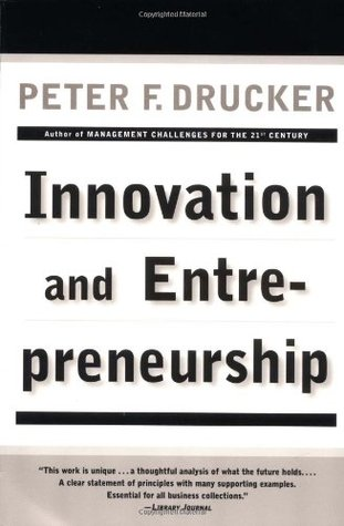 Download Innovation and Entrepreneurship: Practice and Principles