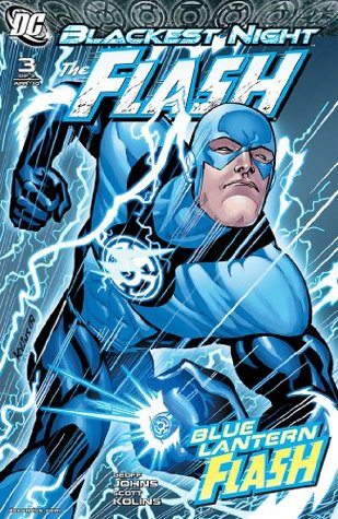 The Flash: Blackest Night #3 by Geoff Johns