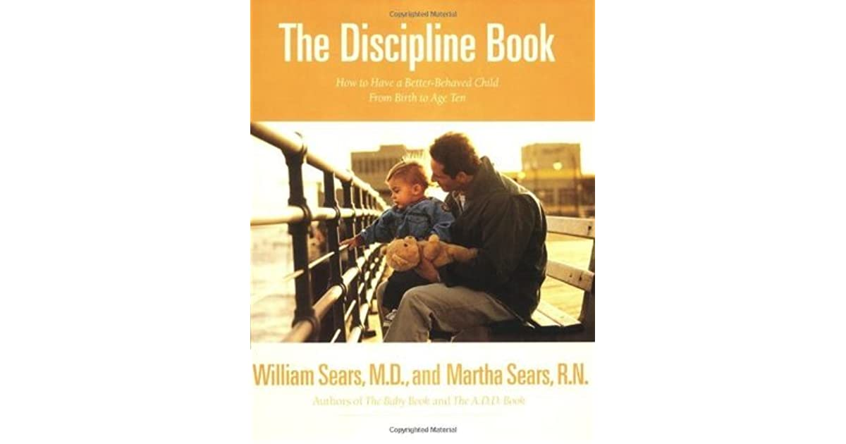 Sears Discipline Book