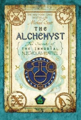 The Alchemyst book cover
