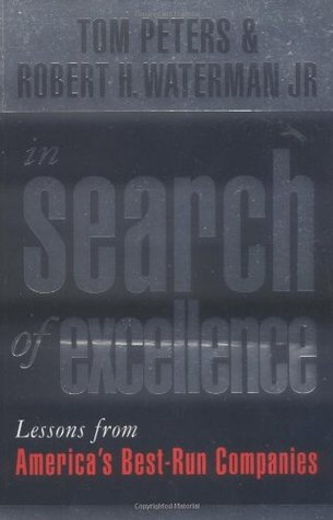 Download In Search Of Excellence: Lessons from America's Best-Run Companies