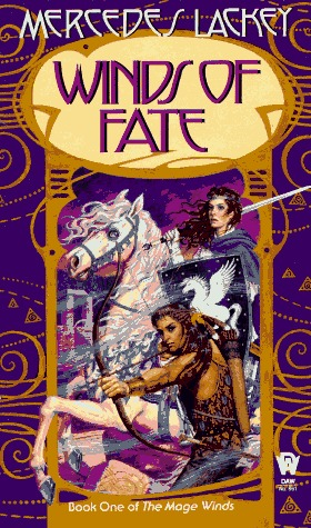 Winds of Fate (Mage Winds #1) by Mercedes Lackey