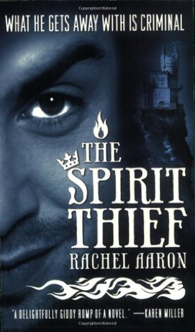 The Spirit Thief Cover