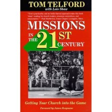 Image result for Missions in the 21st-century tom telford