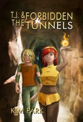 TJ & The Forbidden Tunnels (Stormshifters, #2)