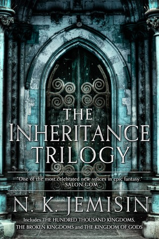 The Inheritance Trilogy Cover