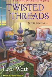 Twisted Threads (Mainely Needlepoint, #1) Book Pdf