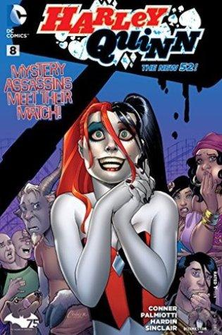 Harley Quinn (2013- ) #8 Book Pdf ePub