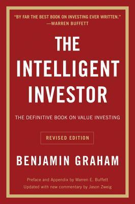 The Intelligent Investor by Benjamin Graham  books